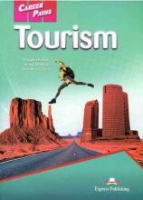 کتاب Career Paths Tourism +CD