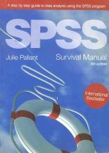 کتاب اس پی اس اس سورویوال منوال استپ بای استپ گاید تو دیتا آنالیزیز یوزینگ SPSS Survival Manual A step by step guide to data ana