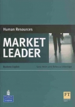 کتاب Market Leader ESP Book Human Resources