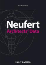 کتاب Neufert Architects Data