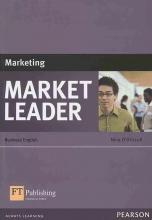 کتاب مارکت لیدرز بوک مارکتینگ Market Leader ESP Book Marketing