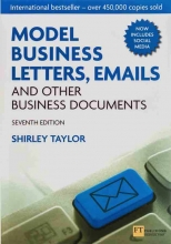 کتاب Model Business Letters Emails and Other Business Documents 7th Edition