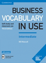 کتاب Business Vocabulary in Use 3rd Edition Intermediate