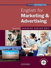 کتاب اینگلیش فور مارکتینگ اند ادورتیسنگ English for Marketing and Advertising