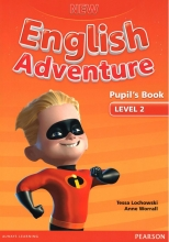 کتاب New English Adventure Level 2