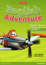 کتاب New English Adventure Level 1