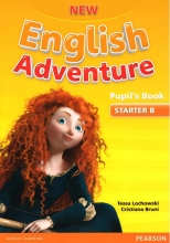 کتاب New English Adventure Starter B