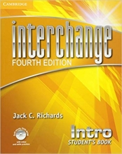 کتاب Interchange 4th Intro S+W+CD