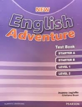 کتاب New English Adventure Test Book