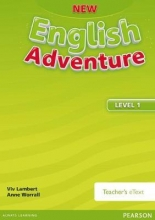 کتاب معلم New English Adventure Level 1 Teacher's Book