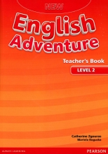 کتاب معلم New English Adventure Level 2 Teacher's Book