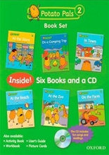 کتاب Potato Pals 2: Book Set