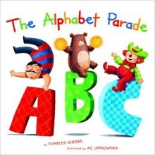 کتاب New Parade Alphabet Book