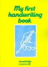 کتاب مای فرست هند رایتینگ My first handwriting