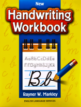 کتاب Handwriting Workbook new edition