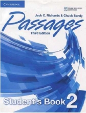 کتاب Passages 3rd 2 S+W+CD