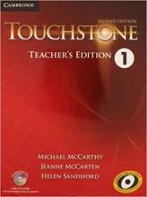 کتاب معلم تاچ استون ویرایش دوم Touchstone 2nd 1 Teachers book