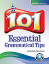 کتاب 101essential grammatical tips +cd