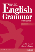 کتاب Basic English Grammar With Answer Key 4th