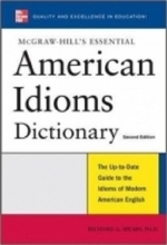کتاب McGraw-Hill's Essential American Idioms Dictionary 2nd Edition