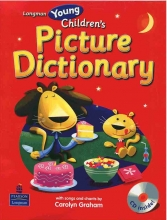 کتاب Longman Young Childrens picture Dictionary