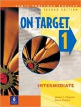 کتاب (On Target 1 (SB+WB+CD