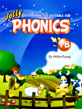 کتاب Extra Practice Suitable for Phonics 7B