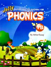 کتاب اکسترا پرکتیس سوتیبل فور فونیکس Extra Practice Suitable for Phonics 7B