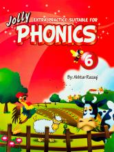 کتاب Extra Practice Suitable for Phonics 6
