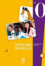 کتاب DITES-MOI UN PEU A2 سیاه و سفید