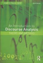 کتاب An Introduction to Discourse Analysis Theory and Method 3rd Edition