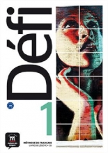 کتاب Defi 1 - A1 – Livre de l'élève + Cahier d'exercices + CD