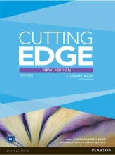 کتاب آموزشی کاتینگ ادج Cutting Edge 3rd Starter SB+WB+DVD