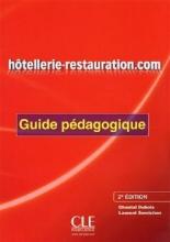 کتاب معلم Hotellerie-restauration.com - Guide pedagogique - 2eme edition