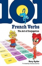 کتاب 101 French verbs the art of conjugation