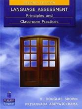 کتاب لنگوویج اسسمنت ویرایش دوم Language Assessment Principles and Classroom Practice 2nd Edition