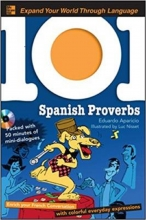 کتاب 101 Spanish Proverbs