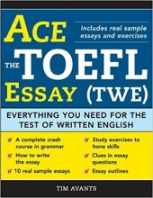 کتاب (Ace the TOEFL Essay (TWE