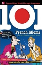 کتاب 101 French Idioms + CD