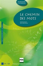کتاب LE CHEMIN DES MOTS