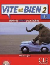 کتاب فرانسه ویت ات بین ویرایش قدیم Vite et bien 2 - B1