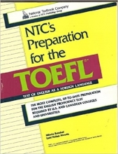 کتاب NTC's Preparation for the TOEFL