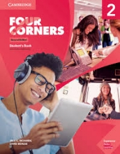 کتاب Four Corners 2nd 2 SB+WB+DVD
