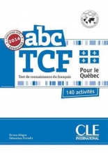 کتاب ABC TCF + CD version Quebec