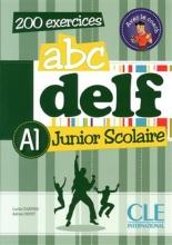 کتاب ABC DELF Junior scolaire - Niveau A1+ DVD