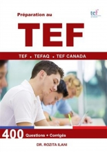کتاب Préparation au TEF