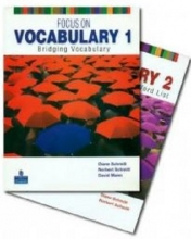 کتاب پک 2 جلدی Focus on Vocabulary