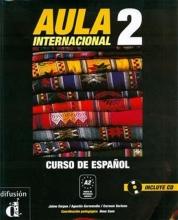 کتاب  Aula Internacional 2 + CD
