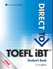 کتاب Direct to TOEFL iBT Students Book