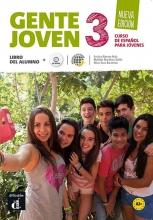 کتاب  Gente joven 3 Nueva edición - Libro del alumno